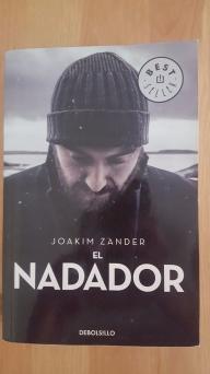 El nadador Joakim Zander