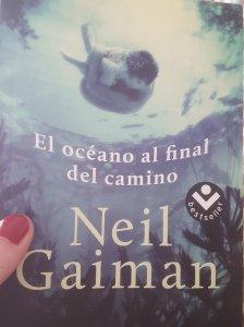 El océano al final del camino de Neil Gaiman