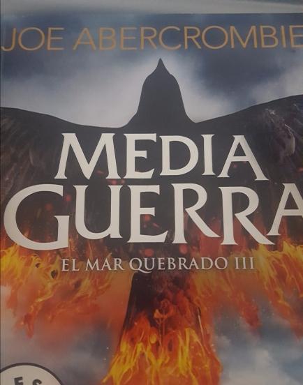 Media guerra Joe Abercrombie